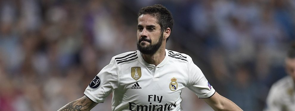 El Real Madrid quiere ofrecer a Isco en un intercambio por Paul Pogba al Manchester United