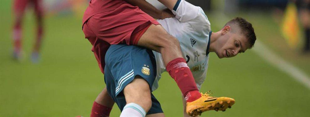 Juan Foyth jugará como lateral derecho en la Selección Argentina en el duelo ante Venezuela por la Copa América.