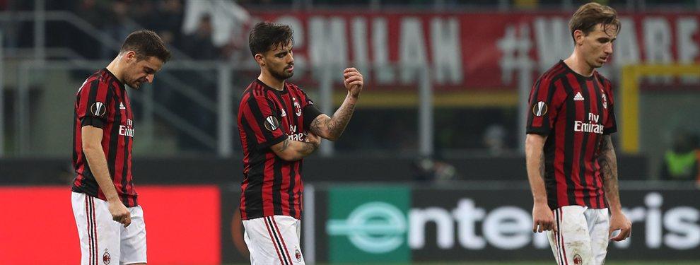 El TAS comunicó que el Milan fue excluido de la próxima edición de la Europa League por haber incumplido con el Fair Play Financiero.