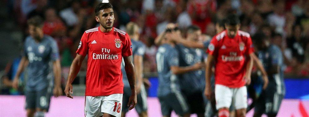 Un diario de Portugal afirmó que Boca habría perdido el interés por contratar a Eduardo Salvio.