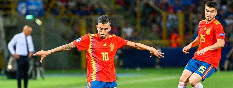 La selección española sub 21 selló ayer su pase a la final tras vencer a Francia 4-1