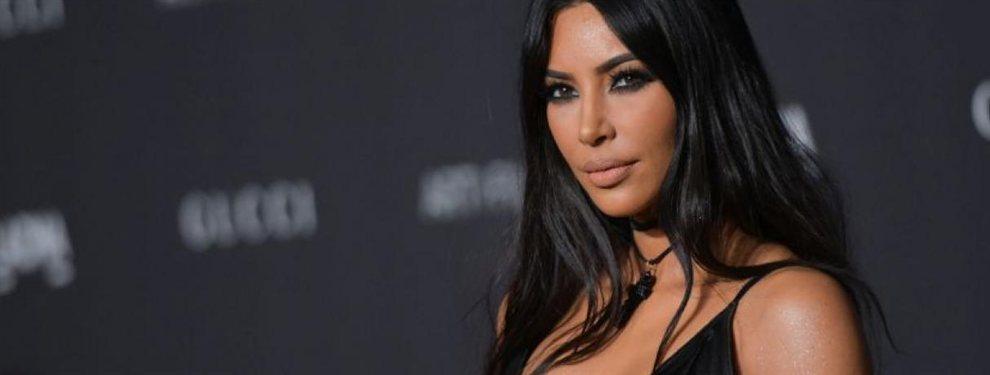 La mayoría conocemos a la Kim Kardashian voluptuosa que en cada parte de su cuerpo tiene un motivo de distracción.