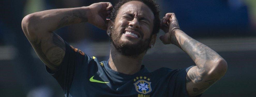 El brasileño salió del Barça como un verdadero traidor para los aficionados, directiva y parte de la plantilla.