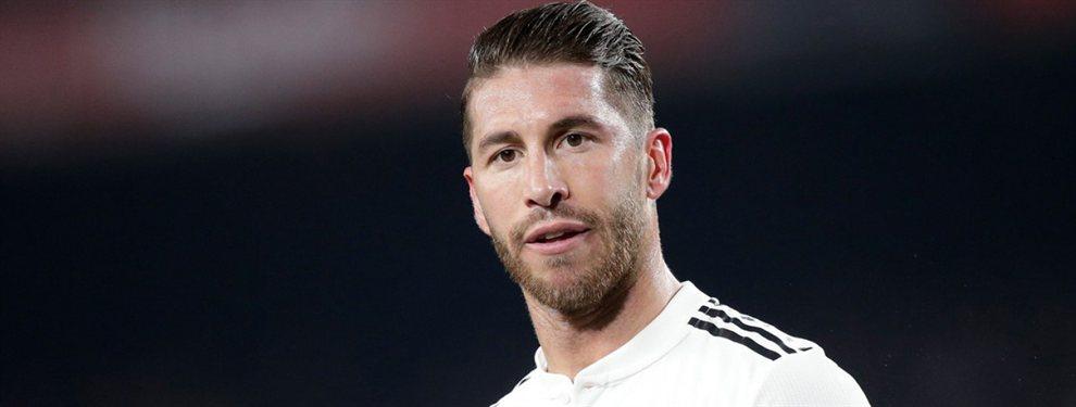 Con los rumores de salida de varios jugadores, Ramos pensó que podía estar incluido en esa lista por su edad.
