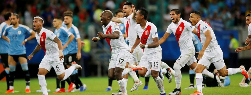 Luego del 0-0 en los 90 minutos, Perú venció a Uruguay en la definición por penales y avanzó a la semifinal.