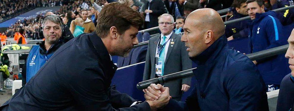 El Tottenham de Mauricio Pocchettino se ha adelantado al Real Madrid y ganará la puja por Tanguy Ndombélé