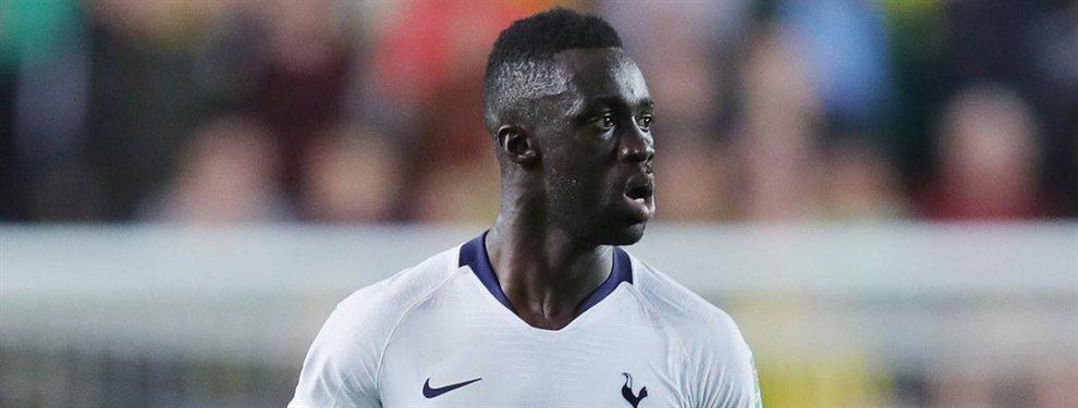 Davinson Sánchez amenaza con salir del Tottenham si no le dan minutos y tiene ofertas del Manchester United y el Liverpool