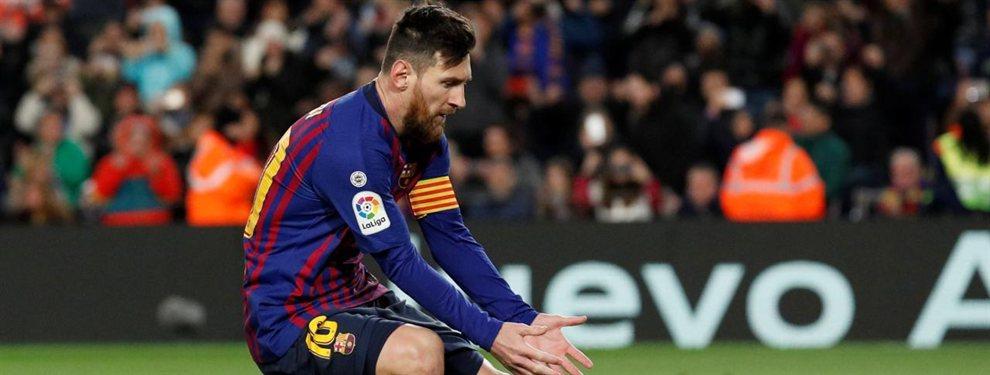Leo Messi pide un 'plan B' a Matthijs de Ligt y ese podría ser Kalidou Koulibaly