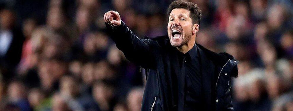 El Atlético de Madrid busca en Lacazette un refuerzo de altura con el que hacer frente a Madrid y Barca