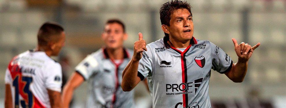 El Pulga Rodríguez se refirió a la posibilidad de recibir una oferta para pasar de Colón a Racing.