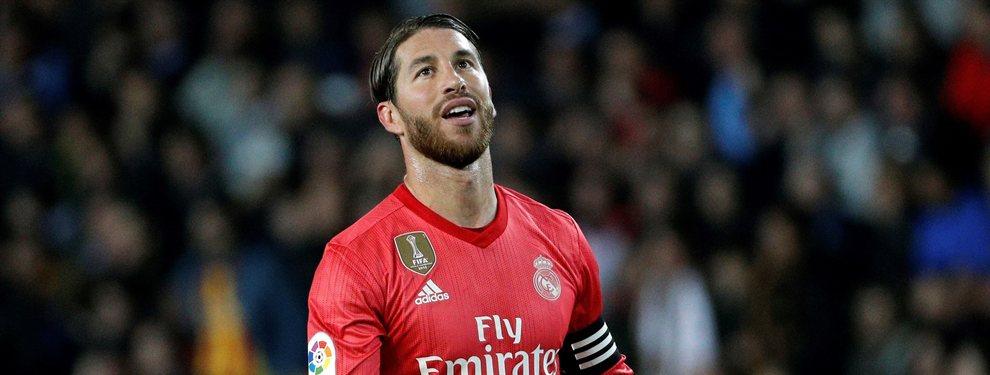 Sergio Ramos ha puesto un nombre para ser su sustituto: Alessio Romagnoli, capitán del Milan