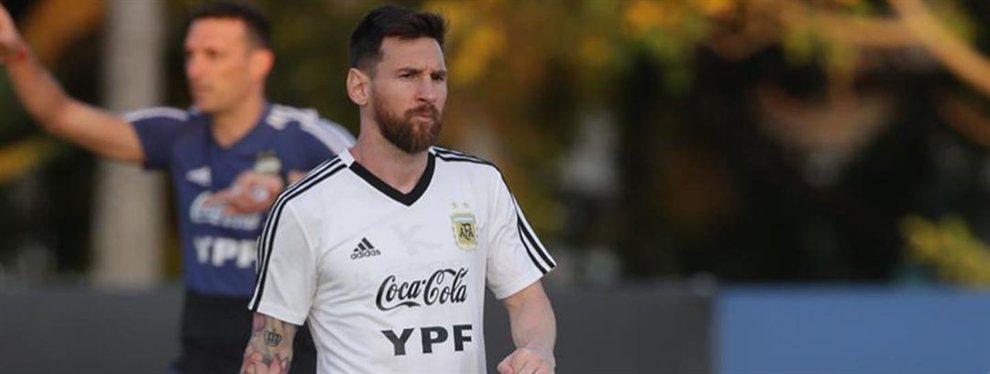 El Barcelona quiere fichar a una jugador que supone un problema para un amigo de Leo Messi