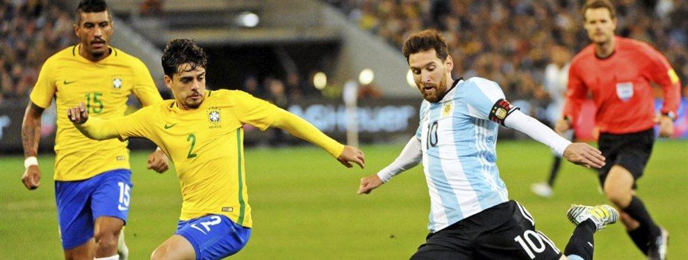 La Selección Argentina se enfrenta con Brasil en la semifinal de la Copa América desde las 21.30