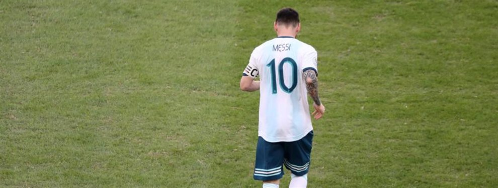 Leo Messi eligió a los siete mejores jugadores del Mundo, y se olvidó de Luka Modric y Antoine Griezmann