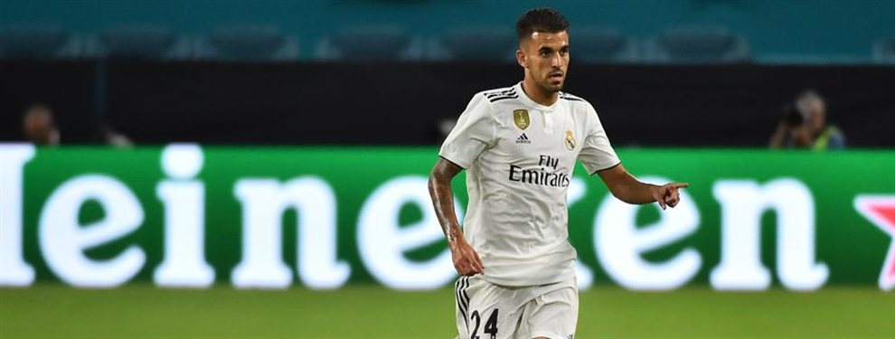 Dani Ceballos saldrá del Real Madrid y su destino más probable es el Milan, el único que pagaría lo que piden