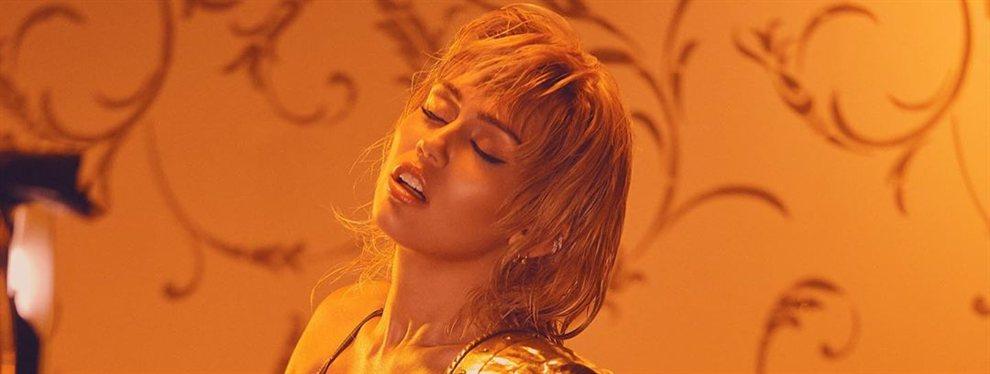 Miley Cyrus catapulta los termómetros del mundo al límite con su provocativo último vídeo