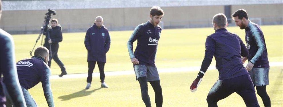 El jugador número 12 de Messi (y del Barça) que busca su salida ante la llegada de Greizmann y Neymar