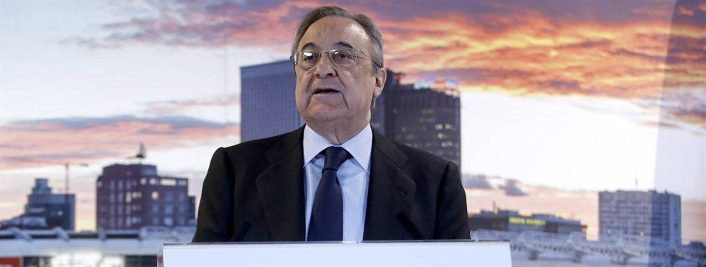 Florentino Pérez se ha fijado en tres perlas para el ataque: Jadon Sancho, Justin Kluivert y David Neres