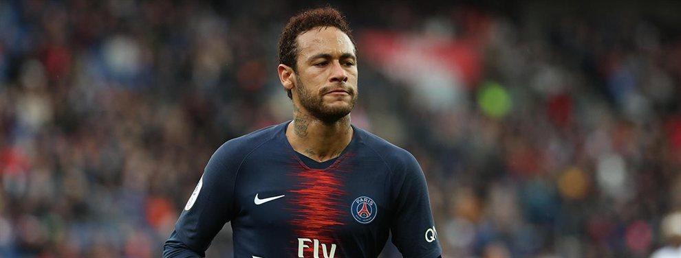 El acuerdo con Neymar Junior está prácticamente sellado y el PSG tiene a su relevo: Jadon Sancho