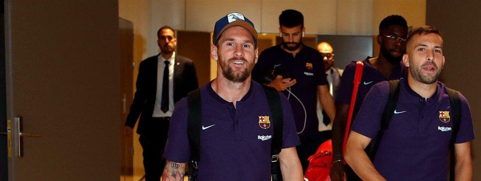 La estrella del Barça, Leo Messi, se moviliza para fichar a un crack que traicionó al club