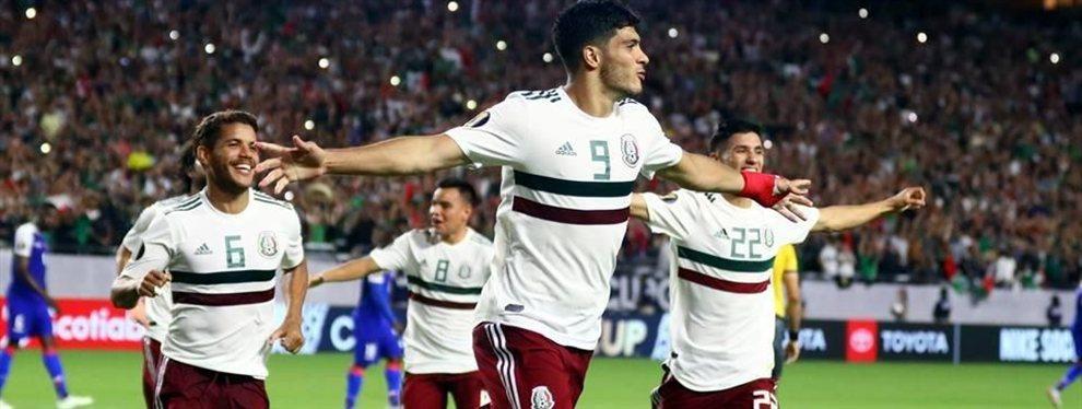 La Selección de México de Gerado Martino venció 1-0 a Haití y avanzó a la final de la Copa de Oro.