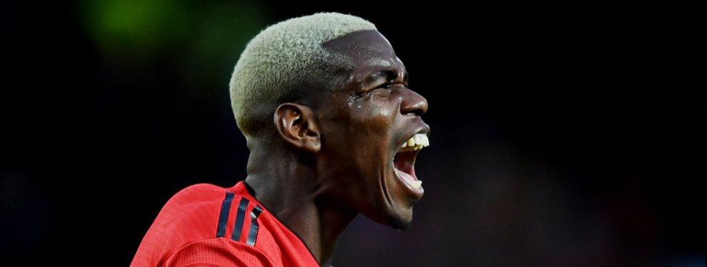 Al Real Madrid de Florentino Pérez le surge un problema que puede hacerle claudicar en su intento de fichar al mediocentro galo del United, Paul Pogba,