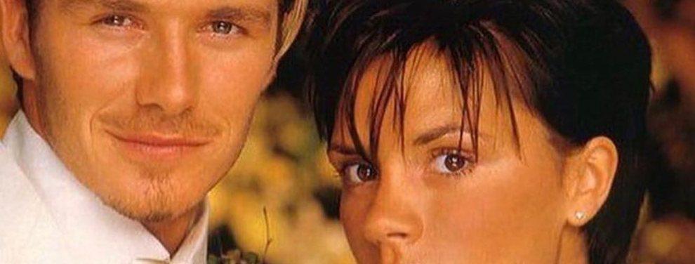 Salen a la luz muchas de las fotos más impactantes de David y Victoria Beckham tras su boda en 1999, hace 20 años