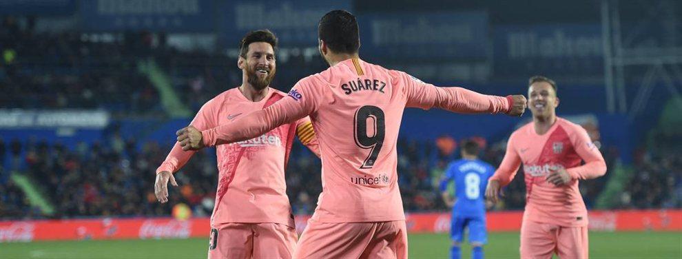 Messi y Luis Suárez han pedido fichar a Antoine Griezmann para incluirlo en la operación por Neymar