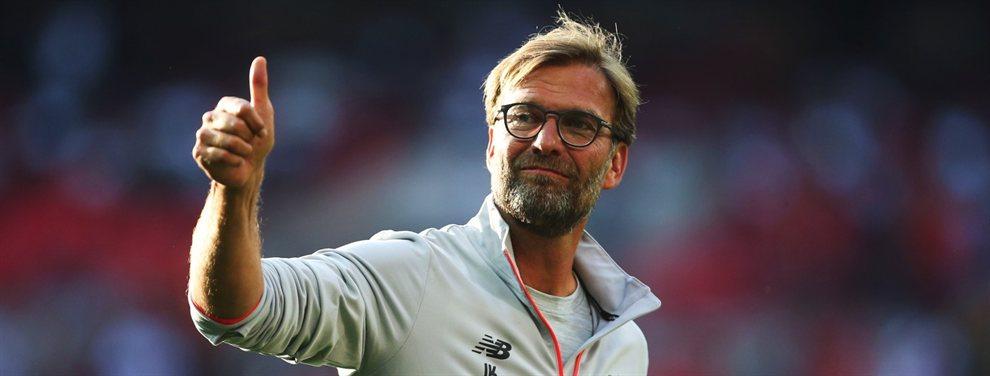 El Liverpool de Jürgen Klopp puede hacer una oferta por Dani Ceballos, que saldrá del Real Madrid