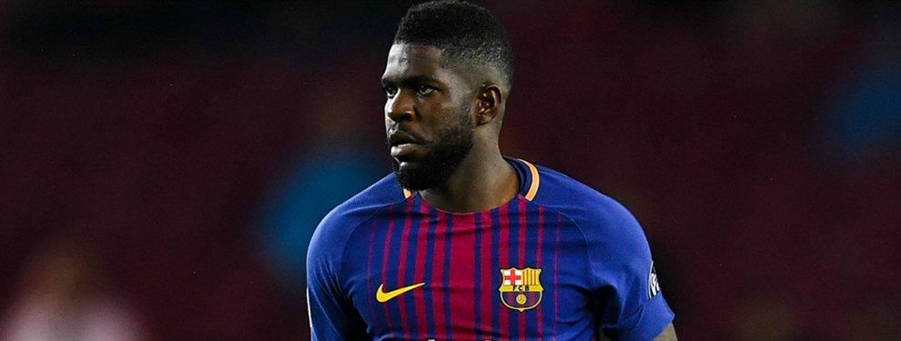El Barça puede traspasar a Samuel Umtiti por 65 millones y se habría fijado en Unai Nuñez como su recambio