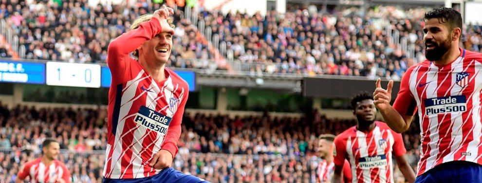 Se conocieron los supuestos números del contrato de Antoine Griezmann en el Barcelona.
