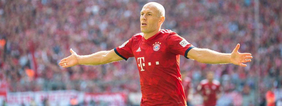 Luego de una exitosa carrera, Arjen Robben anunció su retiro del fútbol profesional a los 35 años.