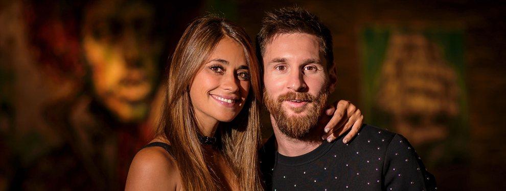 Antonella Roccuzzo no oculta sus celos cada vez que 'Miss Bum Bum' publica una foto dedicada a Leo Messi