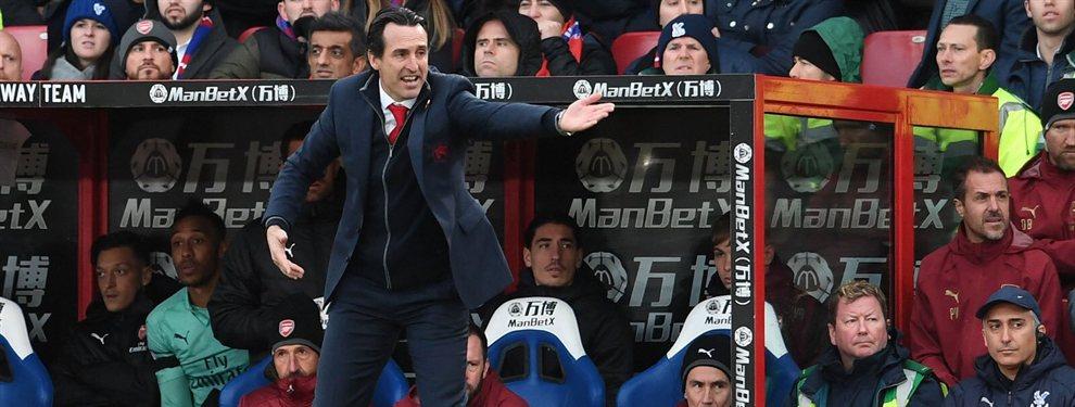Unay Emery quiere para su nuevo proyecto en el Arsenal a una pieza clave del esquema de Zinedine Zidane, y el Francés se niega a venderlo