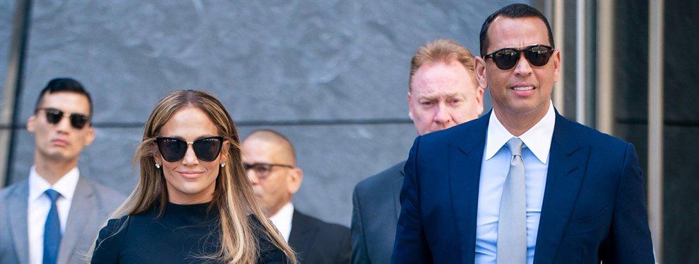 Jennifer López y Álex Rodríguez podrían haber tenido una dura discusión que amenaza con destruir el matrimonio