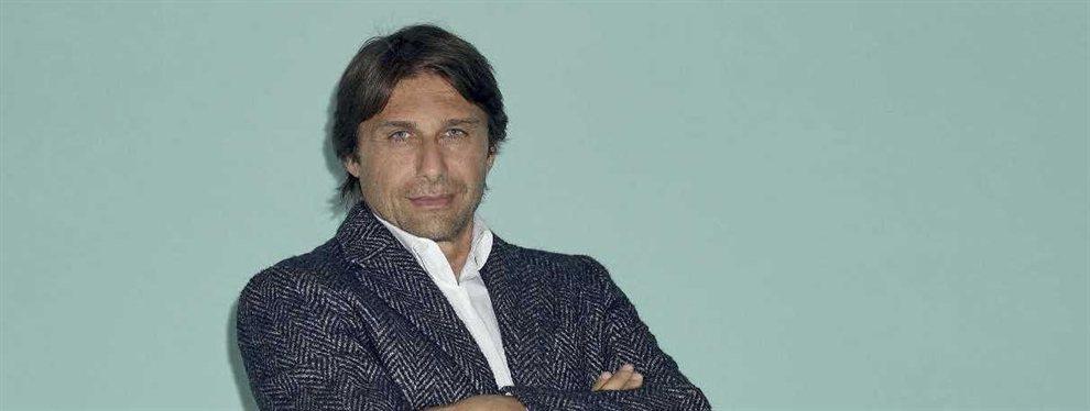 Antonio Conte busca incorporar para su nuevo Inter de Milan un punta, un centrocampista y una bomba: un crack del Real Madrid de Florentino Pérez