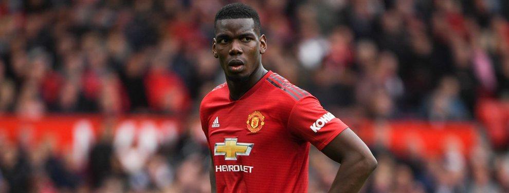 El Manchester United arma su bloque pensando en la fortaleza defensiva y un mediocampo de garantías y ¿sin Paul Pogba?