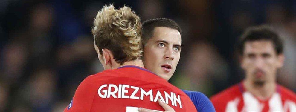 Hace unas semanas que se habla de la oportunidad que tiene el Barça de conseguir hacerse en un mismo verano con Griezmann y el brasileño Neymar Junior,
