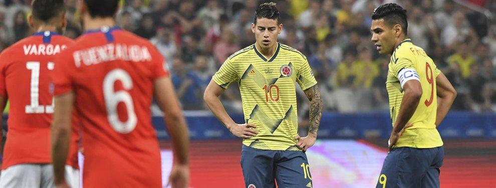 James Rodríguez decidirá en breves cuál será su futuro en el fútbol europeo. Ya se conoce que no seguirá en el Bayern de Múnich.
