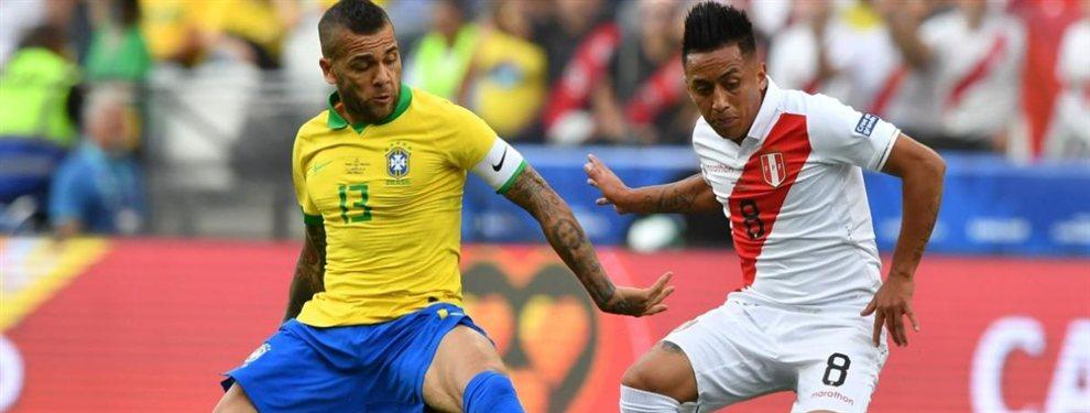 Brasil y Perú disputan la esperada final de la Copa América en el estadio Maracaná de Río de Janeiro.