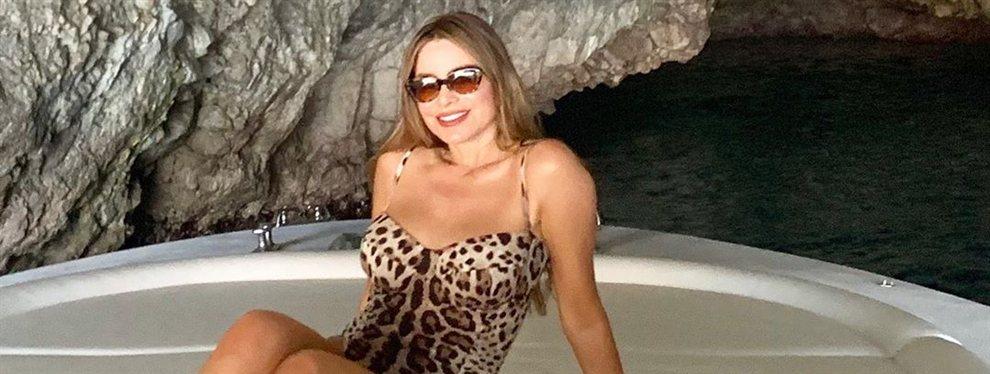 Y es que mucho ha tenido que desmentir Sofía Vergara, guapa colombiana, para volver a recuperar la sonrisa.