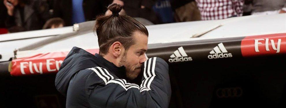Gareth Bale tiene pie y medio fuera del Real Madrid y su destino podría acabar estando en el Bayern de Múnich