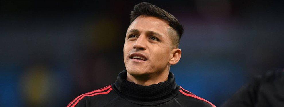 Alexis Sánchez puede volver a España de la mano del Sevilla, que haría una inversión récord por él
