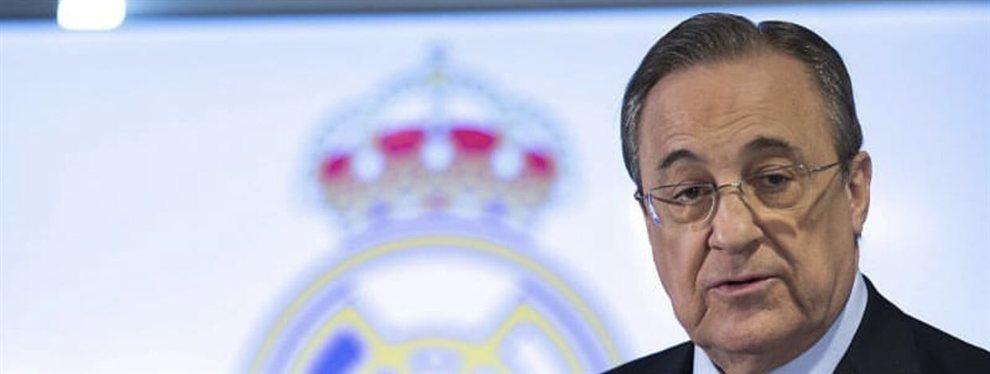 Florentino Pérez debe hacer frente a un contratiempo de última hora, que, sin embargo, puede dejar mucho dinero en caja: un insustituible pide irse
