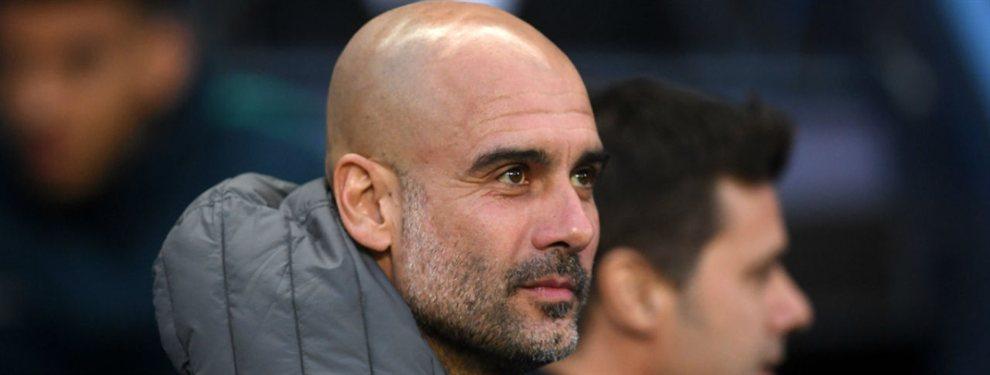El Manchester City de Pep Guardiola puede llevarse a Nicolás Pépé, en la agenda del Barça, descartado por el fichaje de Neymar