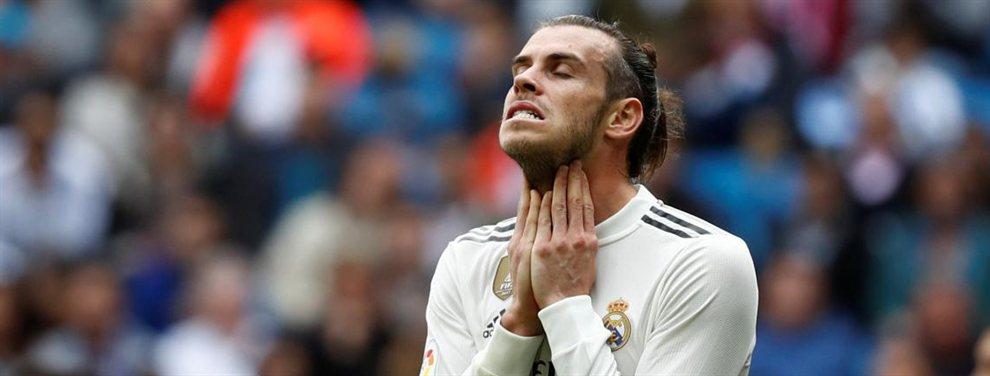 Gareth Bale se casó hace poco tiempo y no invitó a ningún jugador del Real Madrid