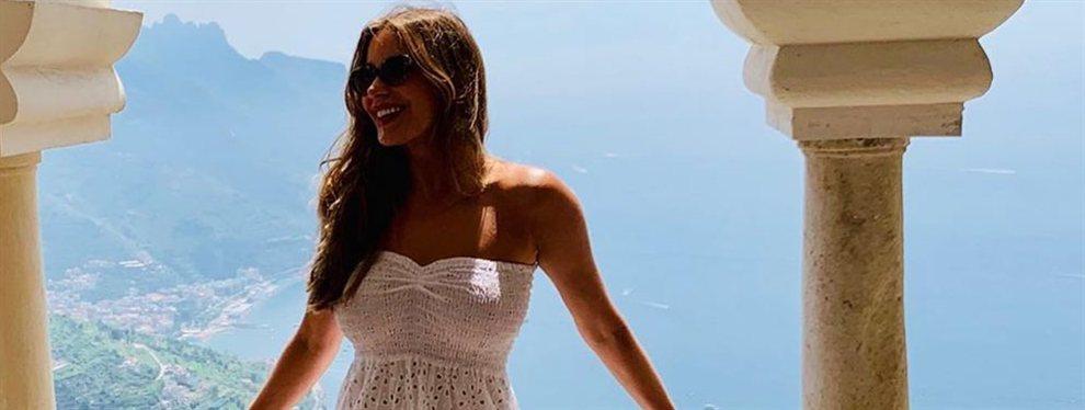 La actriz celebra el quinto aniversario de su boda con Joe Manganiello en Italia en un hotel exclusivo y elitista.