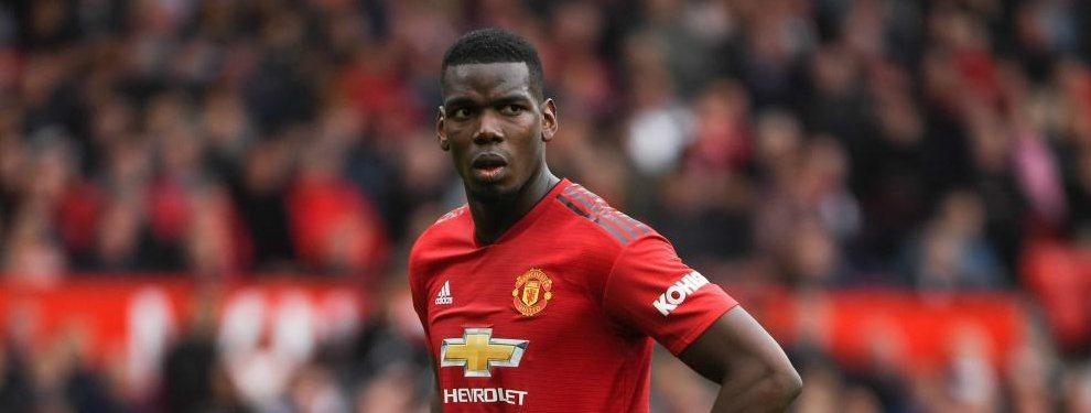 Última hora sobre el fichaje de Paul Pogba por el Real Madrid: el Manchester United rechaza un ofertón de Florentino Pérez por el jugador galo