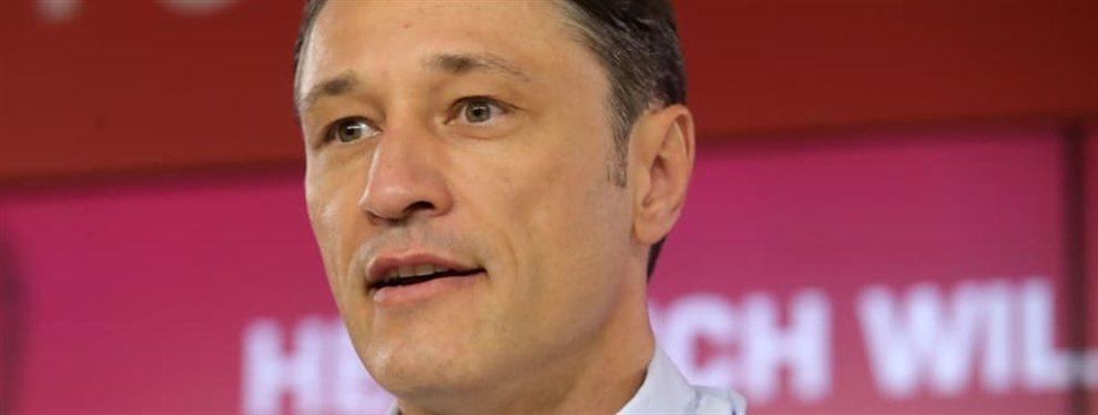 Niko Kovac, entrenador del Bayern de Múnich, quiere a dos jóvenes cracks para devolver al equipo bávaro a la Final de la Liga de Campeones