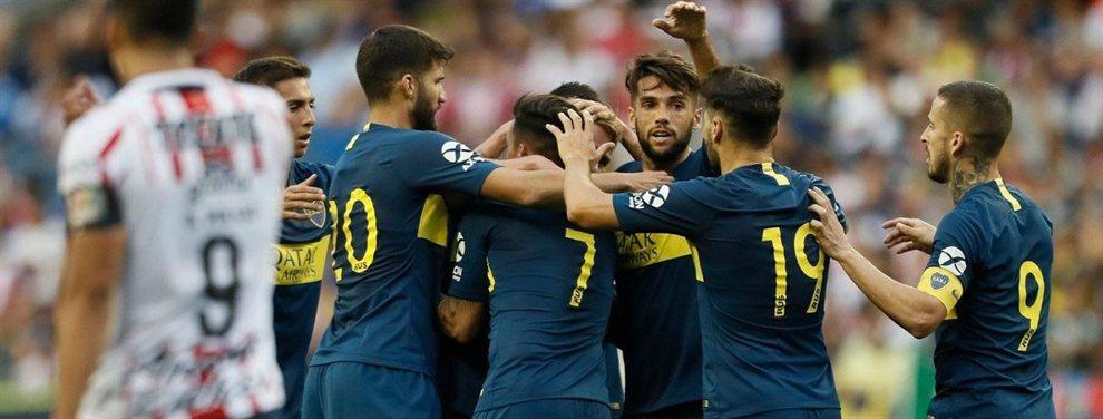 Boca disputa su último amistoso de la pretemporada ante los Xolos de Tijuana en el estadio Caliente.